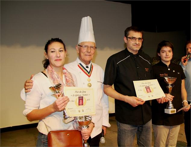 Les concours du salon salon de la gastronomie du pouliguen for Salon de la gastronomie lille