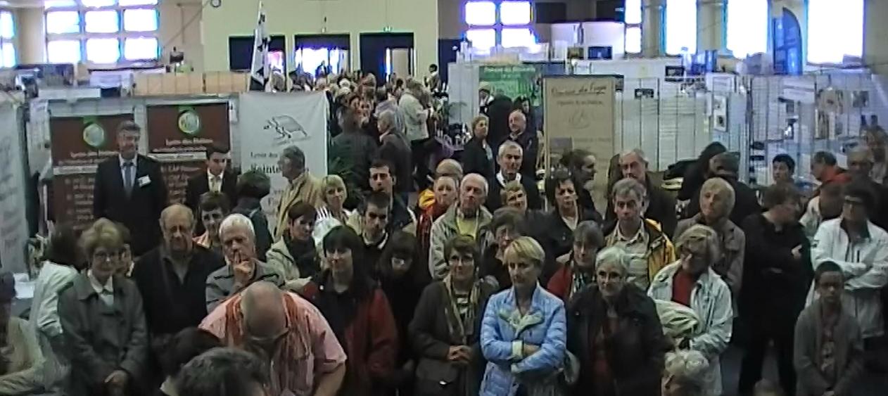 Le salon 2016 salon de la gastronomie du pouliguen for Salon de la gastronomie rennes